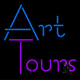 Art Tourt Neon Sign