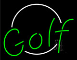 Golf Neon Sign