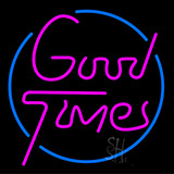 Good Time Neon Sign