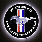 Slim LED Mustang Slim LED Sign