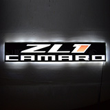 Slim LED Zl1 Camaro Slim LED Sign