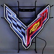Corvette C8 Next Generation Neon Sign