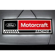 Slim Led - Ford Motorcraft Racing Slim Led Sign