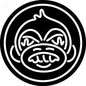 Custom Angry Monkey Neon Sign 1