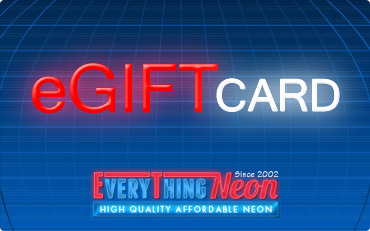 Neon Sign Gift Card