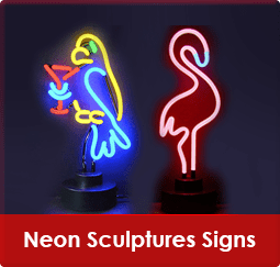Sculptures Neon Signs
