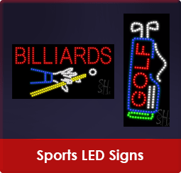 Sports LED Signs