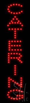 Catering Led Sign