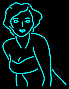 Marilyn Monroe Neon Flex Sign