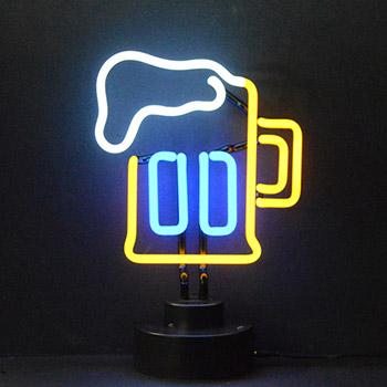 Beer Mug Sculpture Neon Sculpture