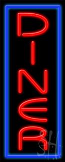 Diner Neon Sign