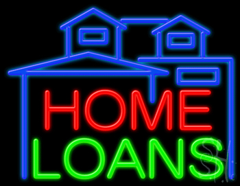 Home Loans Neon Sign Home Loans Neon Signs Every Thing Neon