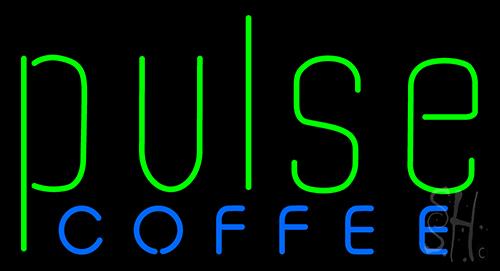 Pulse Coffee Neon Sign
