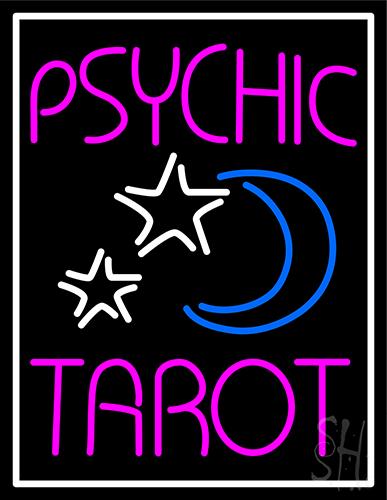 Psychic Sarot Neon Sign