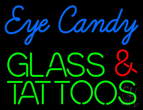 Eye Candy Neon Sign