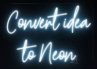 Create Your Own LED Neon Sign