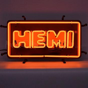 Hemi Junior Neon Sign