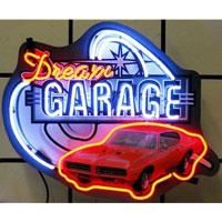 Dream Garage Gto Neon Sign