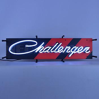 Dodge Challenger Junior Neon Sign
