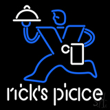 Ricks Piace Neon Sign