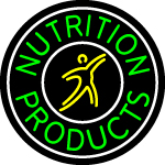 Custom Nutrition Products Neon Sign 3