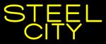 Custom Steel City Neon Sign 3