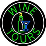 Custom Wine Tours Neon Sign 1