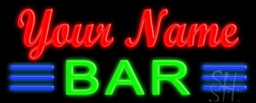 Custom Bar LED Neon Sign - Bar Neon Signs