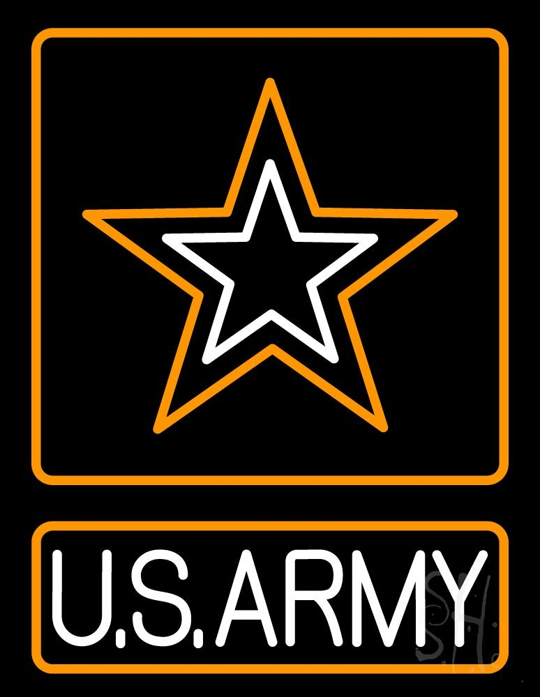 Us Army Neon Sign Army Neon Signs Every Thing Neon