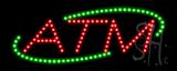 ATM LED Sign