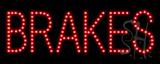 Breakes LED Sign