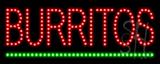 Burritos LED Sign