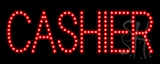Cashier LED Sign