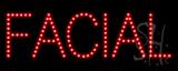 Facial LED Sign