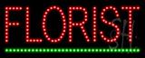 Florist LED Sign