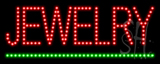 Jewelry LED Sign
