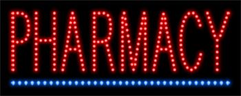 Pharmacy LED Sign