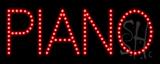 Piano LED Sign