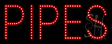 Pipes LED Sign
