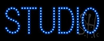 Studio LED Sign