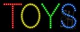 Toys LED Sign