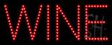 Wine LED Sign
