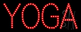 Yoga LED Sign