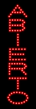 Abierto LED Sign