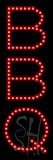 BBQ LED Sign