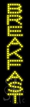 Breakfast LED Sign