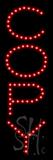 Copy LED Sign