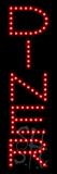 Diner LED Sign
