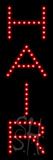 Hair LED Sign