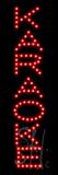 Karaoke LED Sign
